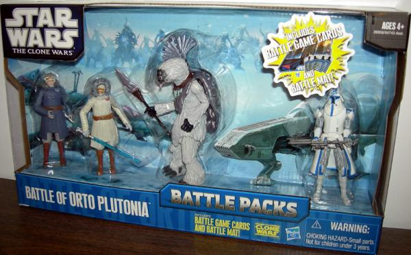 Battle Orto Plutonia 4-Pack