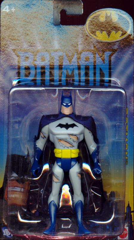 Battle Scars Batman Figure 2005 Mattel