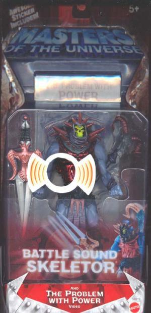 Battle Sound Skeletor
