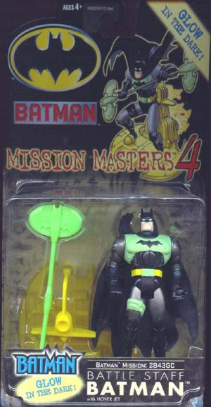 Battle Staff Batman