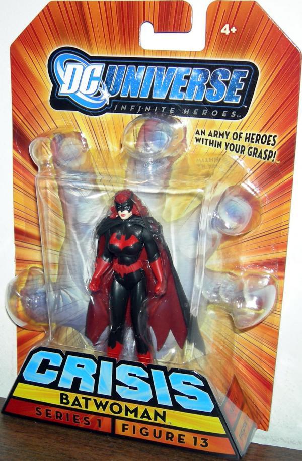 Batwoman Infinite Heroes Crisis Series 1 Figure 13 action figure