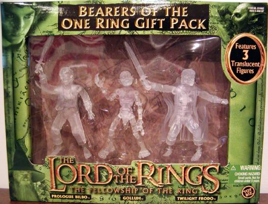 Bearers One Ring Gift Pack Fellowship action figures