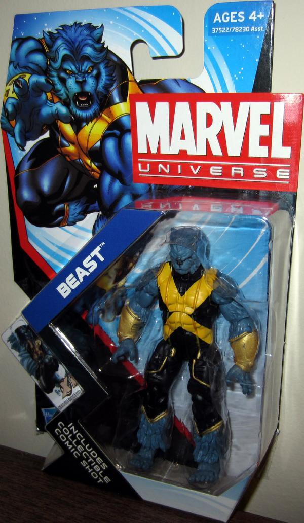 Beast Marvel Universe, series 4, 010