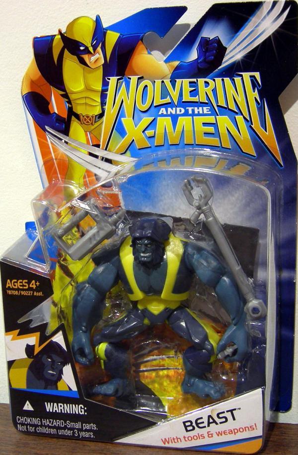 Beast Wolverine X-Men
