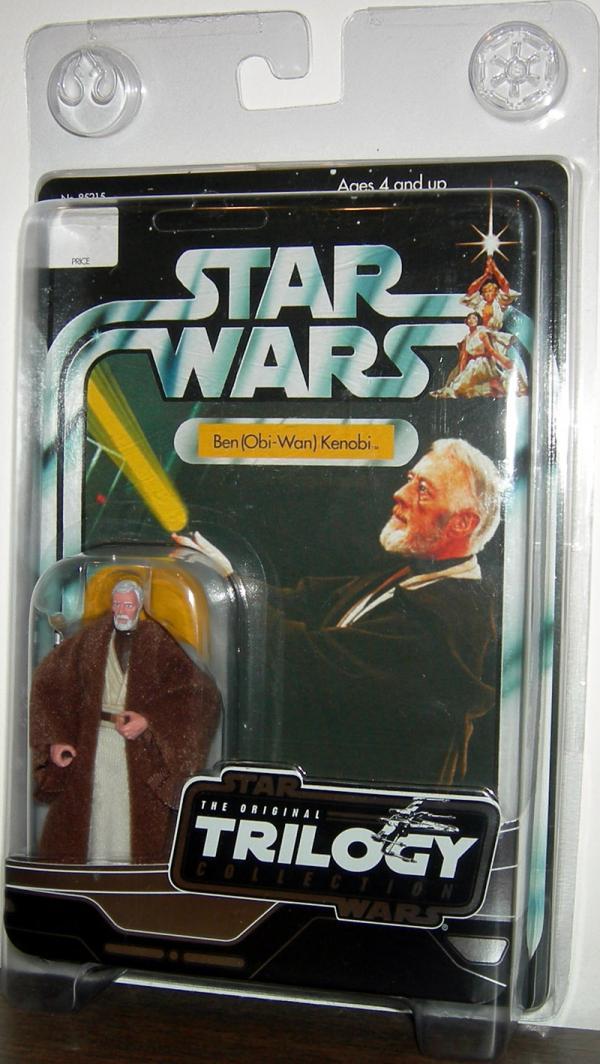 Ben Obi-Wan Kenobi Vintage Original Trilogy Collection