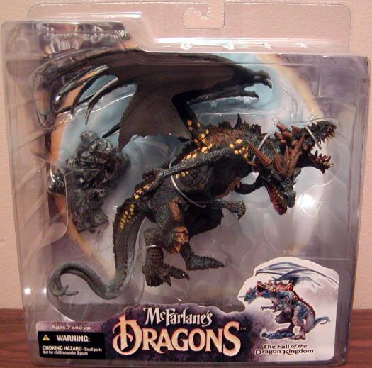 Berserker Dragon Clan 4 Figure McFarlanes Dragons