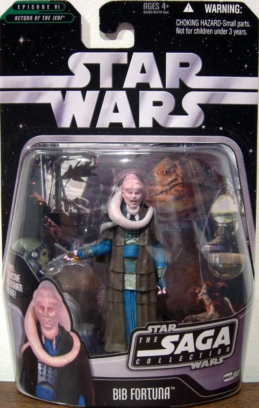 Bib Fortuna Figure Saga Collection 003 Star Wars