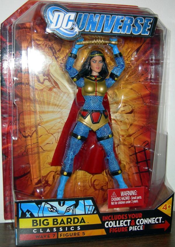Big Barda Action Figure DC Universe Classic Variant