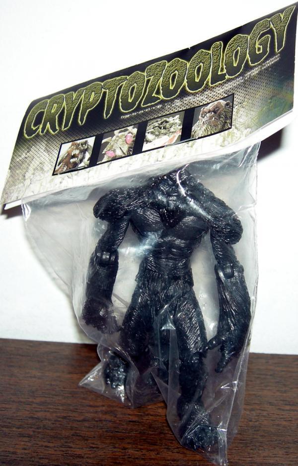 Bigfoot Figure Toy Fair Exclusive Cryptozoology Mezco
