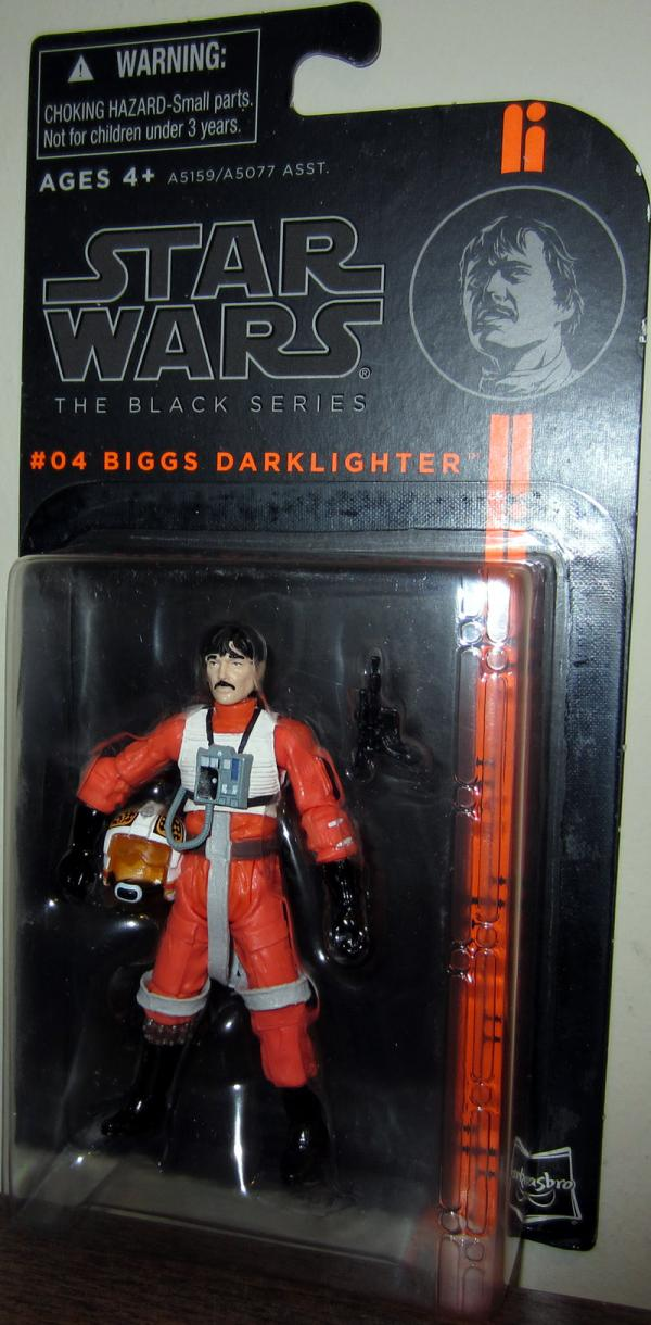 Biggs Darklighter Black Series Action Figure 04 Star Wars