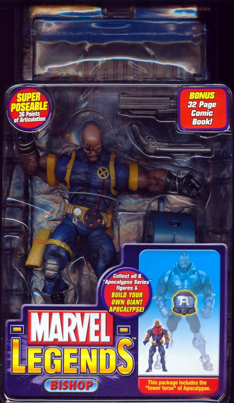 Bishop Marvel Legends, variant