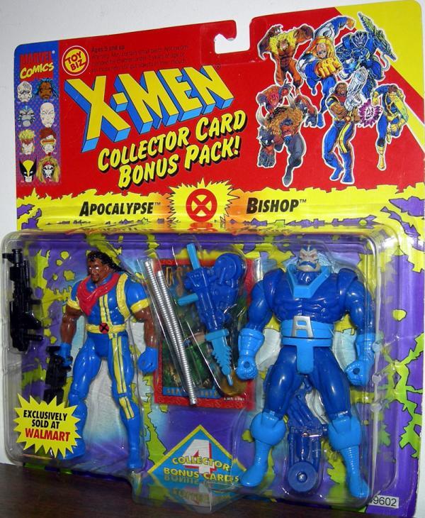 Apocalypse Bishop 2-Pack, Wal-Mart Exclusive