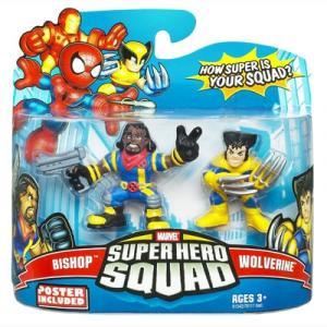 Bishop Wolverine Super Hero Squad