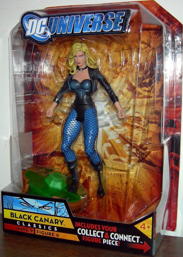 Black Canary DC Universe Classics action figure