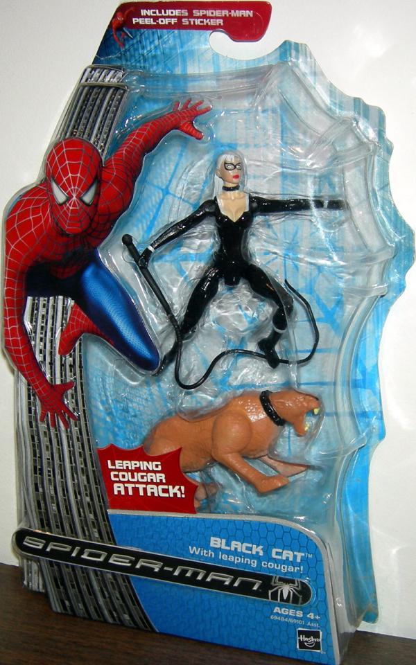 Black Cat Spider-Man 3 video game