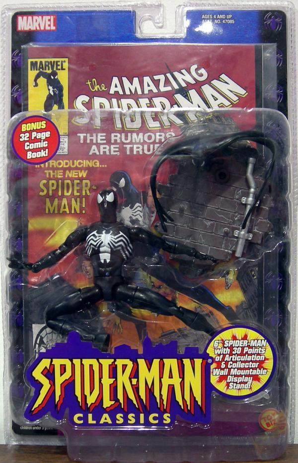 Black Costume Spider-Man Classics