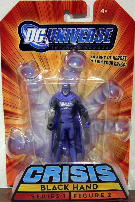 Black Hand Infinite Heroes Crisis Series 1 Figure 2 action figure
