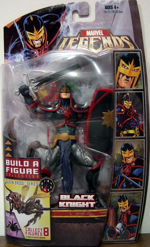 Black Knight Marvel Legends, Queen Brood Series