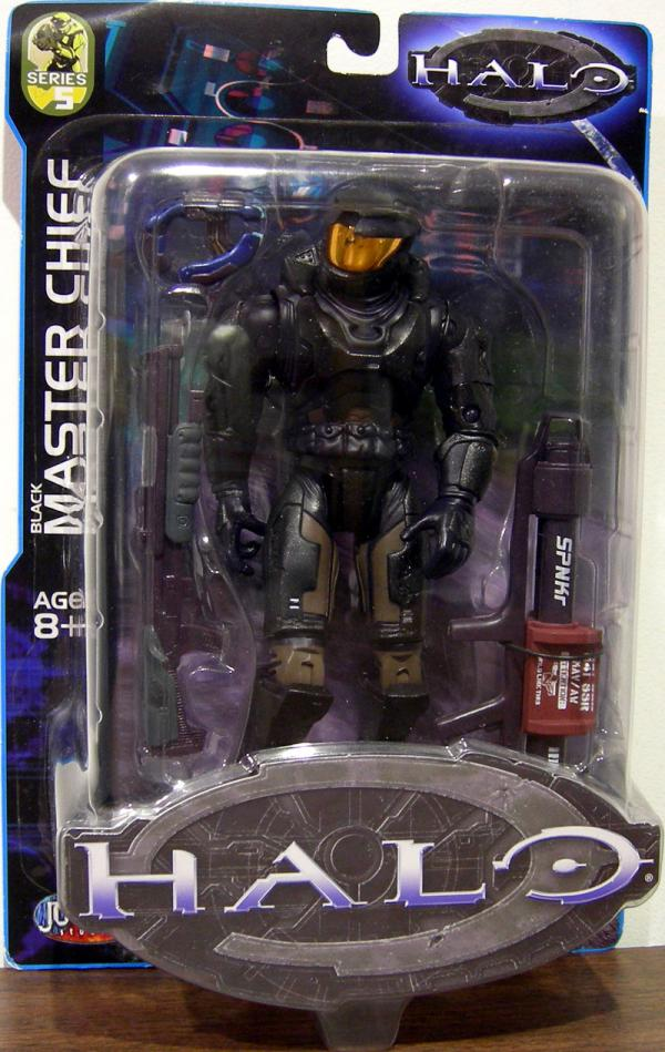 Black Master Chief series 5