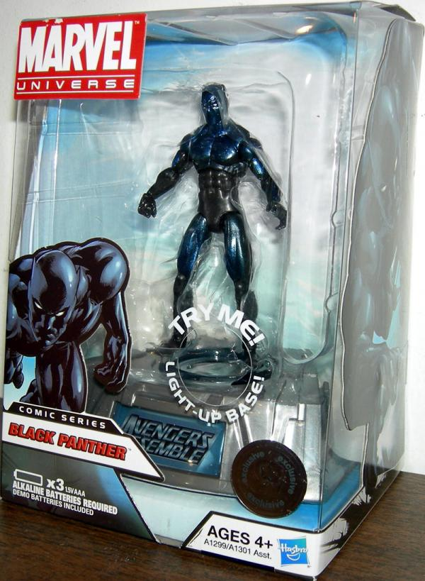 Black Panther Figure Marvel Universe Toys R Us Exclusive