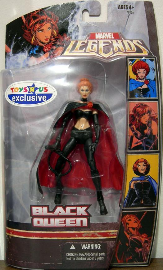 Black Queen Marvel Legends