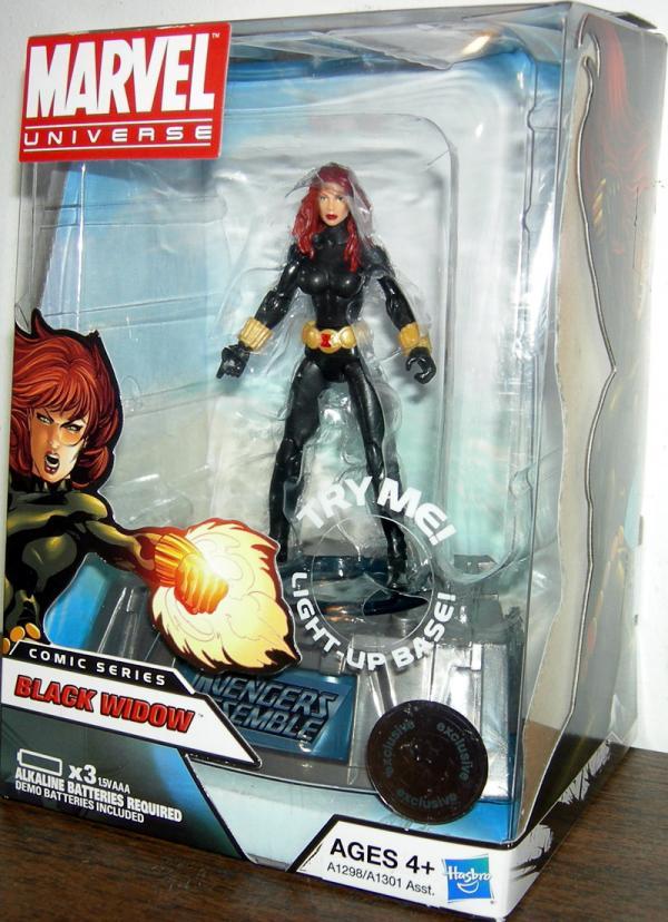 Black Widow Marvel Universe, Toys R Us Exclusive