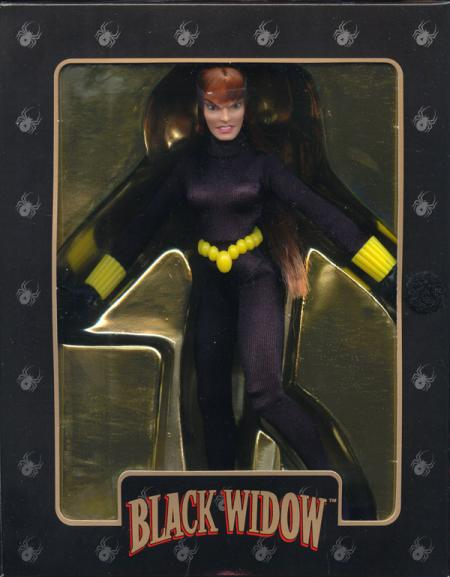 8 inch Black Widow, Famous Covers