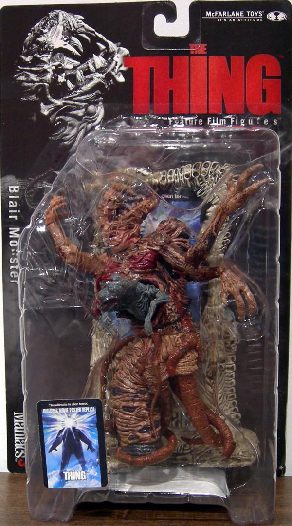 Blair Monster Thing Figure Movie Maniacs McFarlane Toys