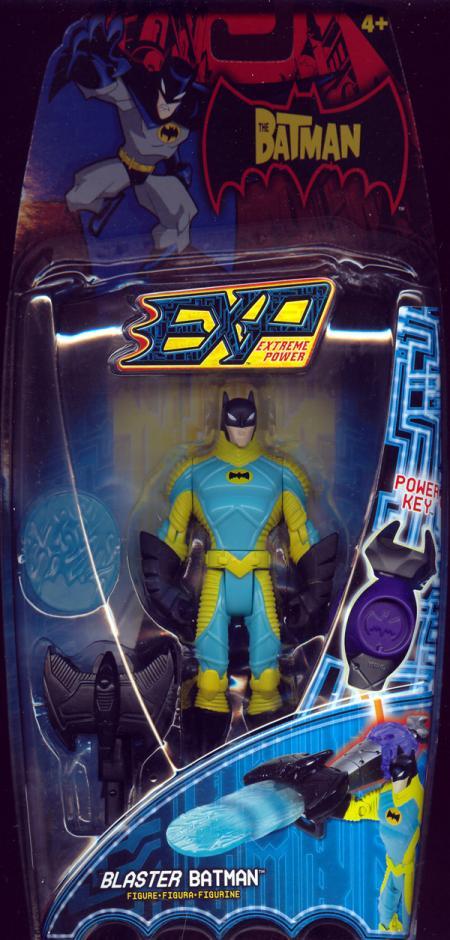 Blaster Batman EXP Extreme Power action figure