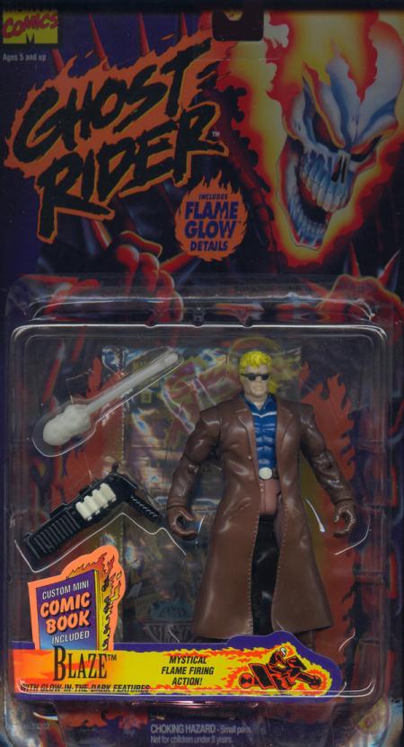 Blaze Ghost Rider