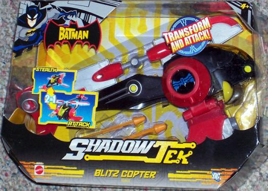 Blitz Copter ShadowTek