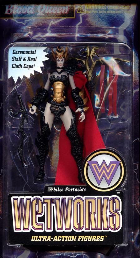 Blood Queen Figure Wetworks McFarlane Toys