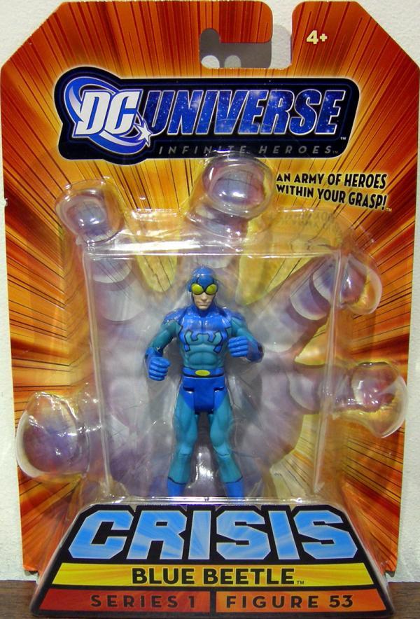 Blue Beetle Infinite Heroes, figure 53