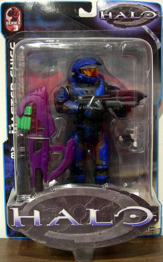 Blue Master Chief series 3