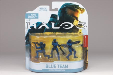 Blue Team Heroic Collection