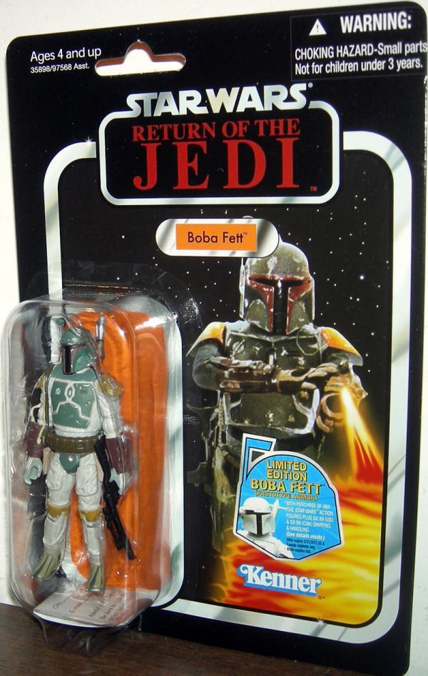 Boba Fett VC09, Return Jedi