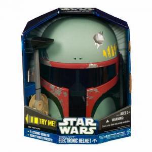 Boba Fett Helmet Electronic Star Wars Hasbro