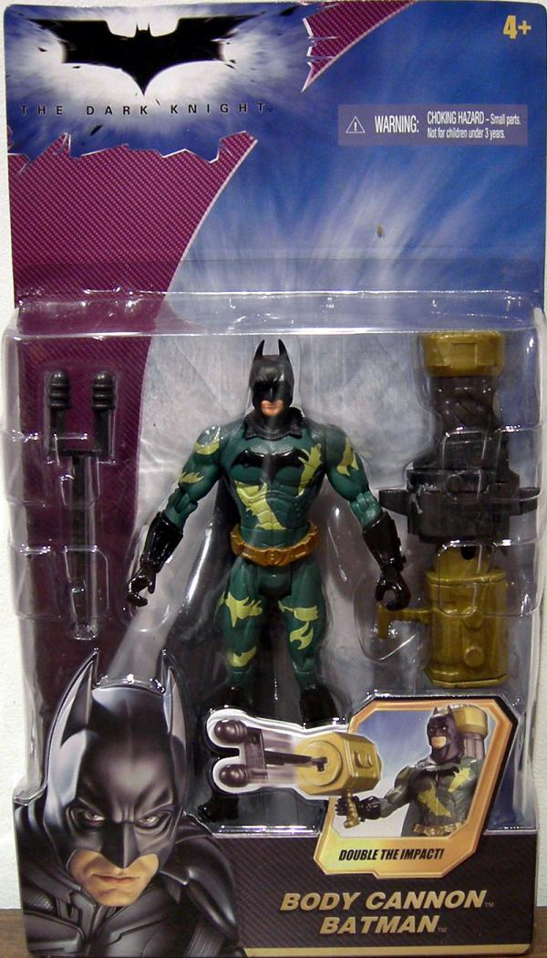 Body Cannon Batman Dark Knight