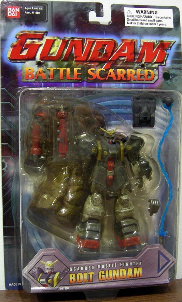 Bolt Gundam Battle Scarred