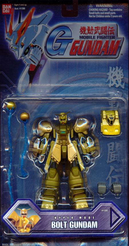 Bolt Gundam Hyper Mode