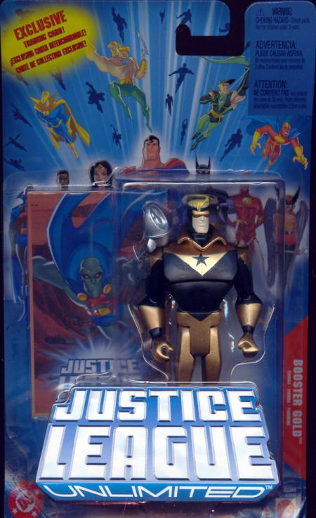 Booster Gold Justice League Unlimited