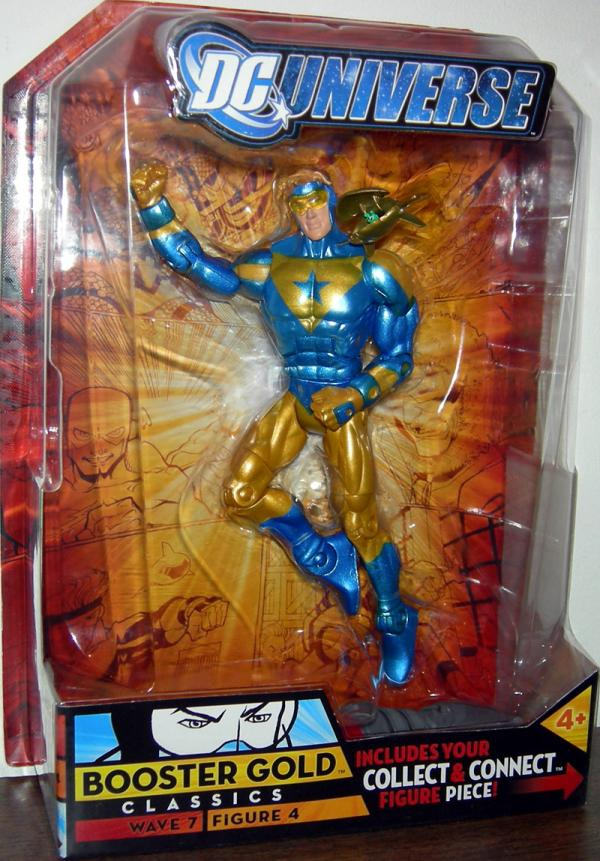 Booster Gold DC Universe, variant
