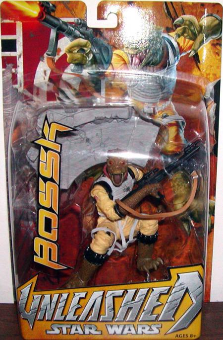 Bossk Unleashed Action Figure Star Wars Hasbro