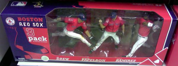 Boston Red Sox 3-Pack series 2