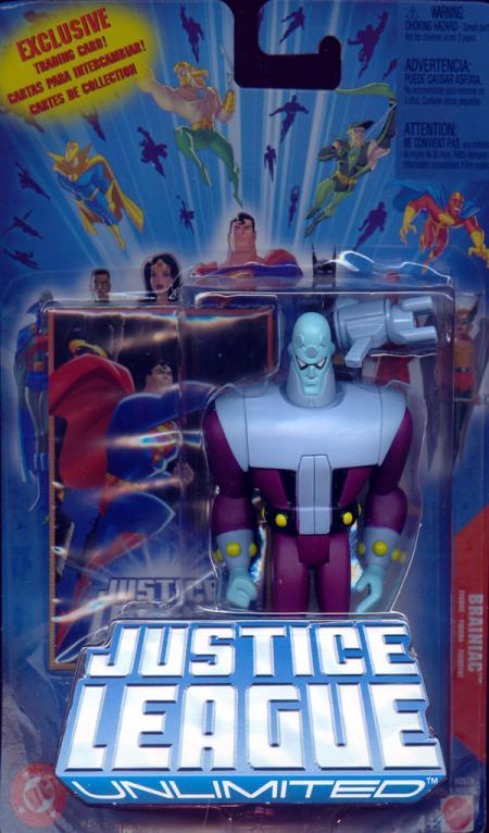 Brainiac Justice League Unlimited