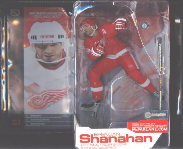 Brendan Shanahan red uniform