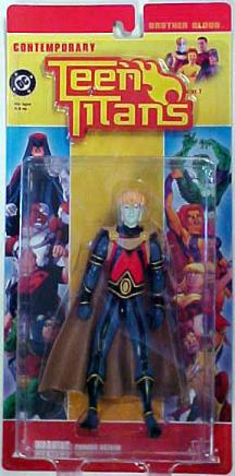 Brother Blood Contemporary Teen Titans