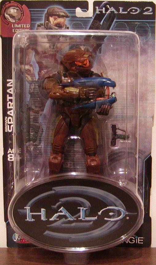 Brown Spartan Halo 2, Limited Edition
