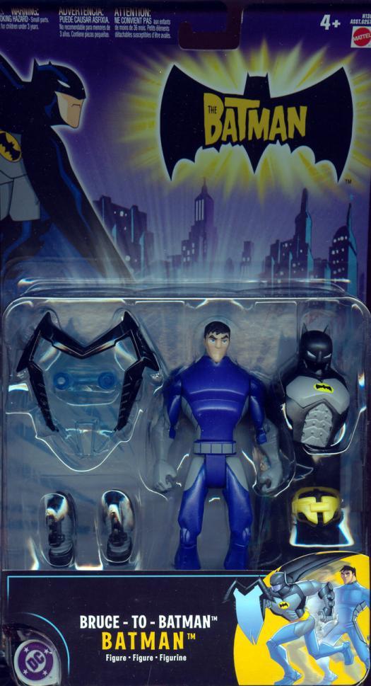 Bruce-to-Batman repaint