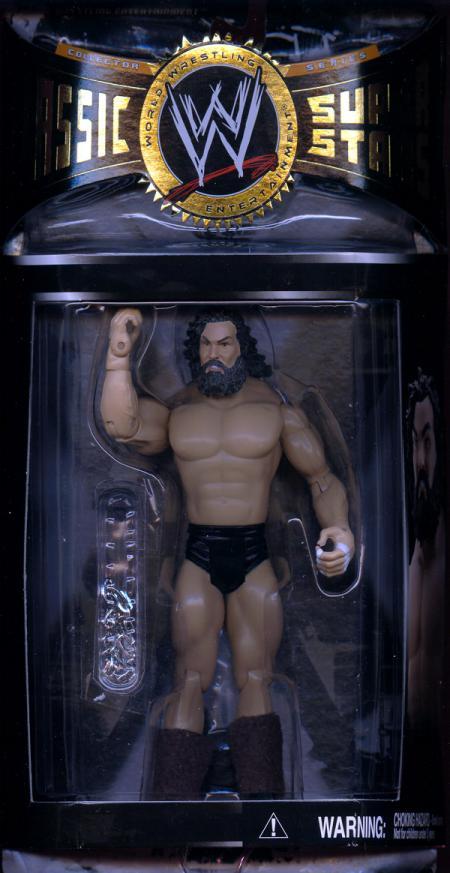 Bruiser Brody WWE Classic action figure